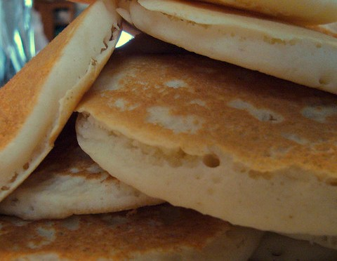 (Scotch) Pancake Day!