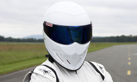 A Scottish Stig!