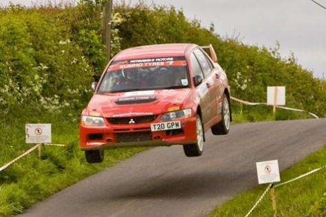 The Jim Clark Rally, near Chirnside