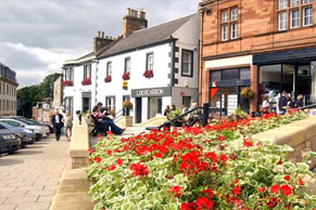 Visit Melrose, Self Catering Cottages Scotland.