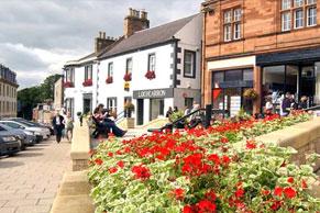 Visit Melrose, Self Catering Cottages Scotland.