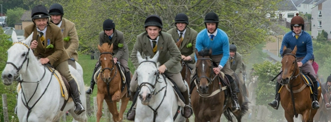 Scottish Borders Saddles Up