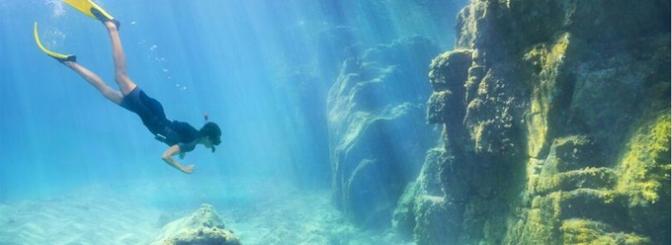 Scotland's First Snorkel Trail