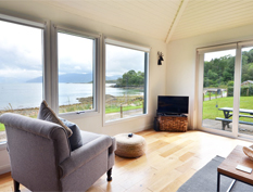 View from Sandaig Cottage